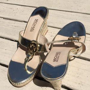 Michael Kors sandals size 8m